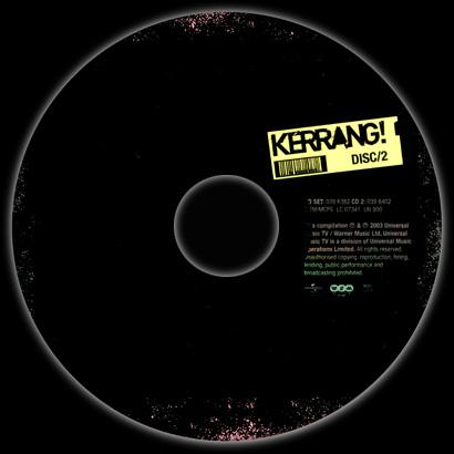 Compilation kerrang high voltage 2 cd uk for Big fish theory vinyl