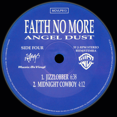 Faith no more jizzlobber lyrics