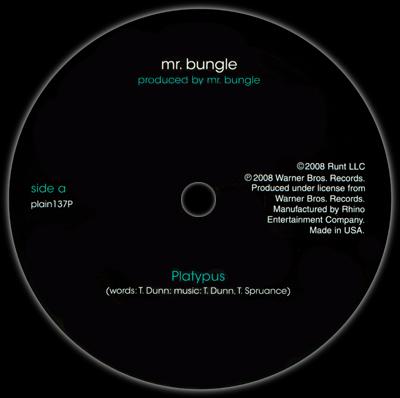 Mr Bungle Disco Volante Usa Lp Reissue Green Vinyl